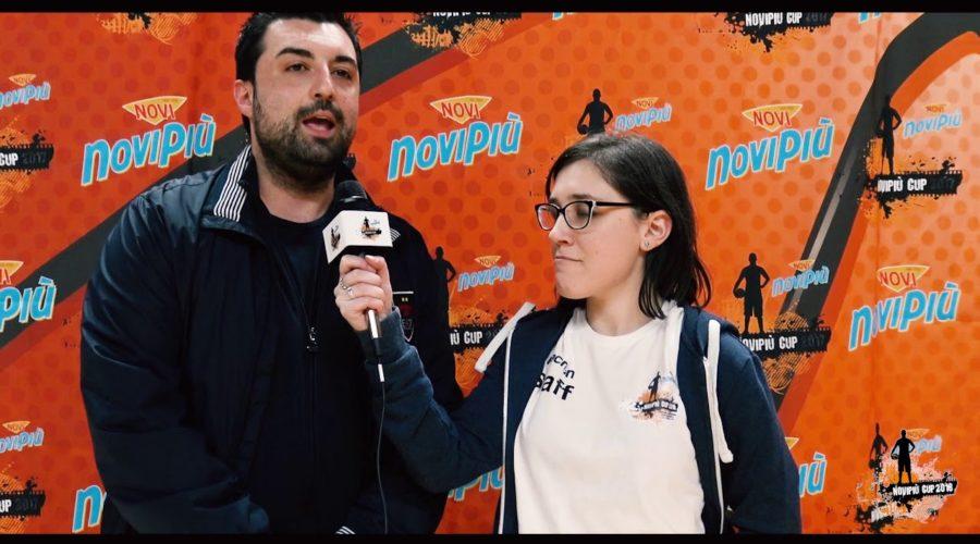 Novipiù Cup 2018 Pampani