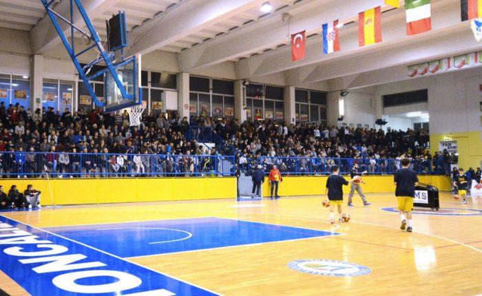 Novipiù Europe Cup 2016 pubblico einaudi