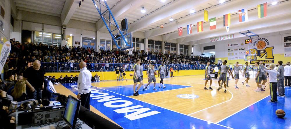 Novipiù Europe Cup 2016 einaudi